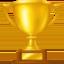 trophy Emoji on Facebook