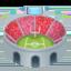 stadium Emoji on Facebook