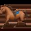 horse Emoji on Facebook