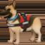 dog Emoji on Facebook