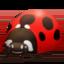 lady beetle Emoji on Facebook