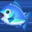 fish Emoji on Facebook