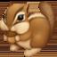 chipmunk Emoji on Facebook