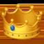 crown Emoji on Facebook