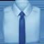 necktie Emoji on Facebook