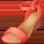 フェイスブックの靴絵文字