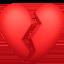heart exclamation Emoji on Facebook