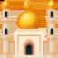 mosque Emoji on Facebook