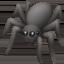 spider Emoji on Facebook