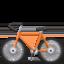 Emoji de bicicleta en Facebook