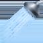 shower Emoji on Facebook