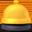 bellhop bell Emoji on Facebook