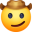exploding head Emoji on Facebook