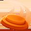 flying disc Emoji on Facebook