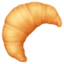bread Emoji on Facebook