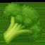 broccoli Emoji on Facebook