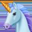 unicorn Emoji on Facebook
