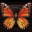 butterfly Emoji on Facebook