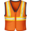 safety vest Emoji on Facebook