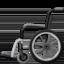 manual wheelchair Emoji on Facebook