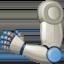mechanical arm Emoji on Facebook
