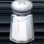 佐料瓶上的Facebook表情符号