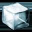 ice cube Emoji on Facebook
