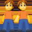 people holding hands Emoji on Facebook