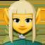 woman elf Emoji on Facebook