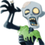 man zombie Emoji on Facebook