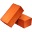 brick Emoji on Facebook