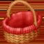 basket Emoji on Facebook
