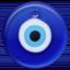nazar amulet Emoji on Facebook