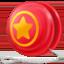 yo-yo Emoji on Facebook