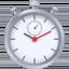 stopwatch Emoji on Facebook