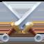 crossed swords Emoji on Facebook