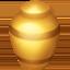 funeral urn Emoji on Facebook