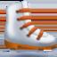 ice skate Emoji on Facebook