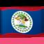 flag: Belize Emoji on Android, Google