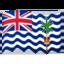 アンドロイド、グーグルの旗: ディエゴガルシア島絵文字