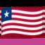 flag: Liberia Emoji on Android, Google
