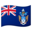 flag: Tristan da Cunha Emoji on Android, Google