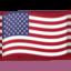 flag: United States Emoji on Android, Google