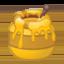 honey pot Emoji on Android, Google
