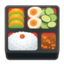 canned food Emoji on Android, Google
