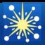 fireworks Emoji on Android, Google
