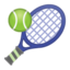 tennis Emoji on Android, Google