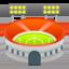stadium Emoji on Android, Google