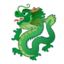 dragon Emoji on Android, Google