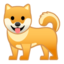 dog Emoji on Android, Google